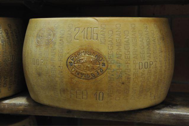 Parmigiano Reggiano Factory Visit